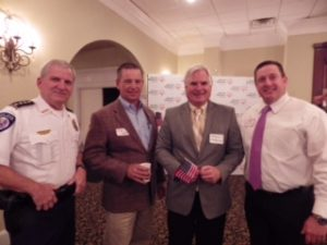 Warren Montgomery, Tim Lentz, Randy Smith, MPD 2