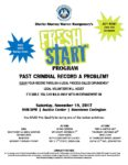 Clean Your Record on Fresh Start Day!