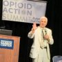 DA Montgomery speaks at LA Opioid Action Summit