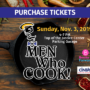 Men Who Cook! Charity Event on November 3 to Support the Hope House Children's Advocacy Center