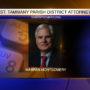 District Attorney Warren Montgomery Updates the Parish on COVID-19 on STPGtv
